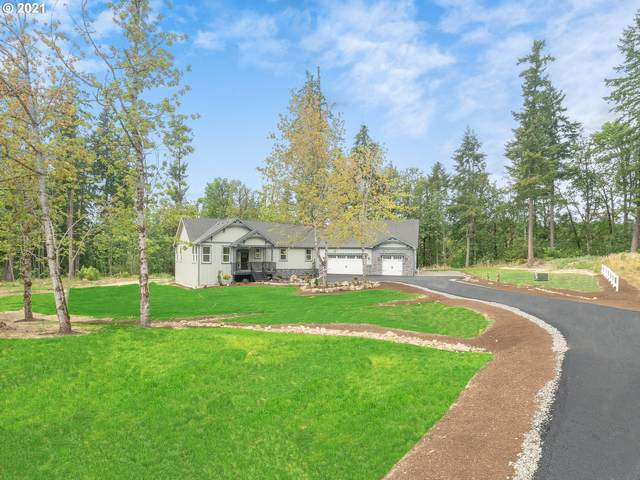 17299 S Lost Horse Ln, Oregon City, OR 97045 (MLS #21411795) :: The Liu Group