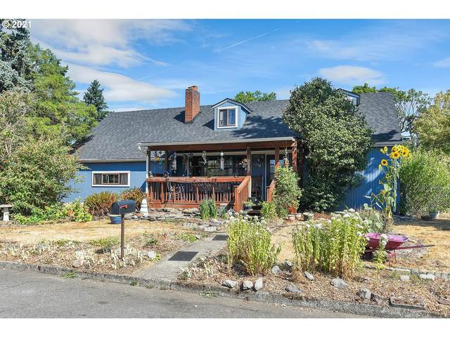 12011 SE Grant St, Portland, OR 97216 (MLS #21418678) :: Cano Real Estate