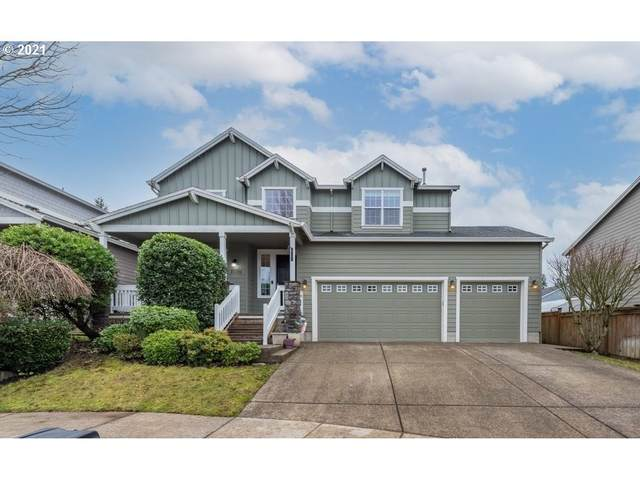 22238 SW 110th Pl, Tualatin, OR 97062 (MLS #21418767) :: Fox Real Estate Group