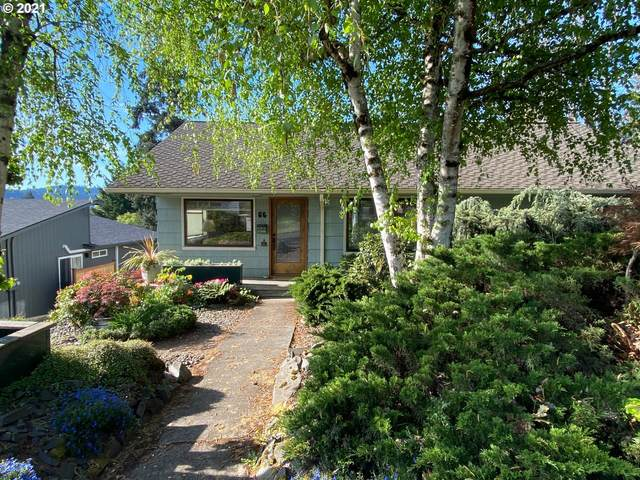 66 W 24TH Ave, Eugene, OR 97405 (MLS #21421624) :: Change Realty