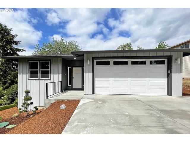 206 W 13TH Way, La Center, WA 98629 (MLS #21422247) :: Fox Real Estate Group