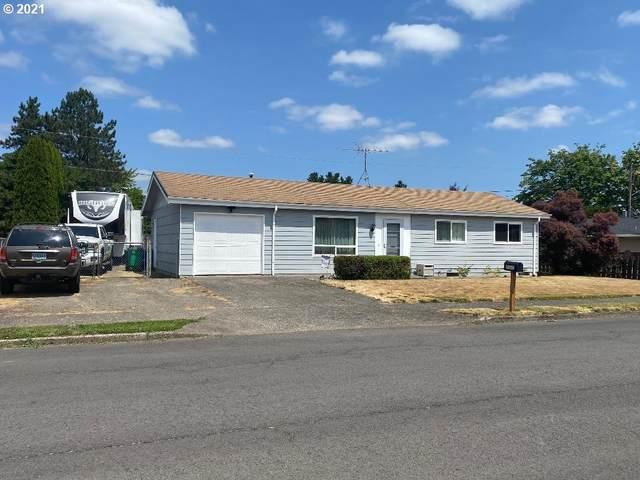 15111 SE Lincoln St, Portland, OR 97233 (MLS #21423779) :: McKillion Real Estate Group