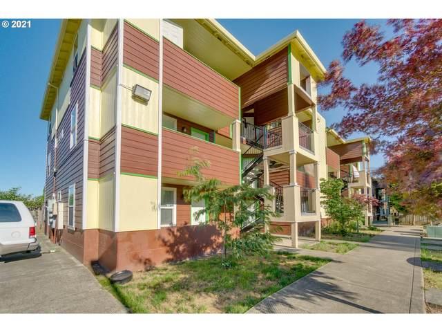 9234 SE Division St #102, Portland, OR 97266 (MLS #21424122) :: Song Real Estate