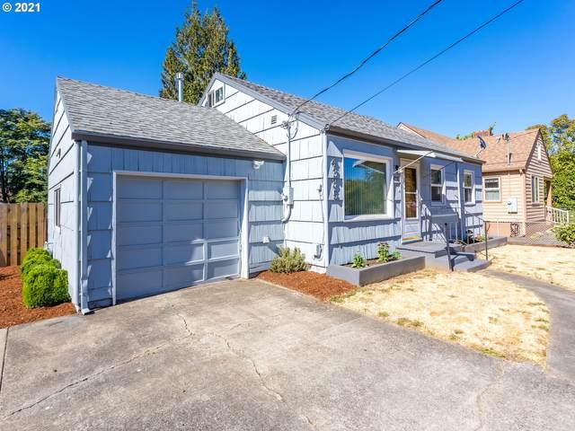 4335 NE Wygant St, Portland, OR 97218 (MLS #21424140) :: Beach Loop Realty