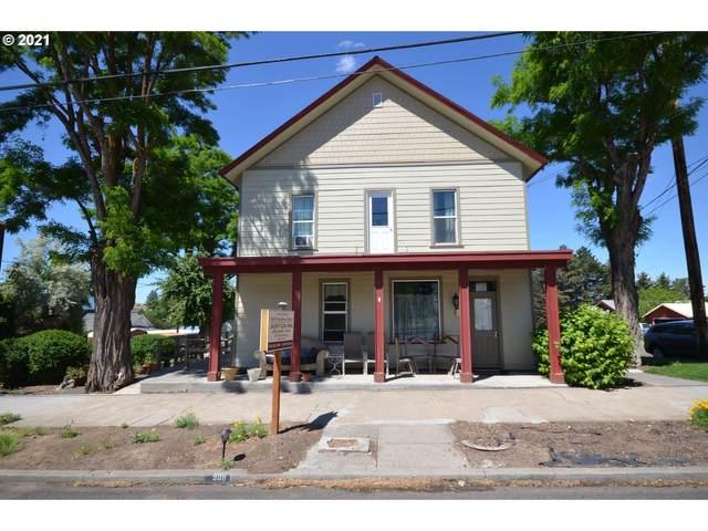 908 Clark St, Wasco, OR 97065 (MLS #21429346) :: McKillion Real Estate Group
