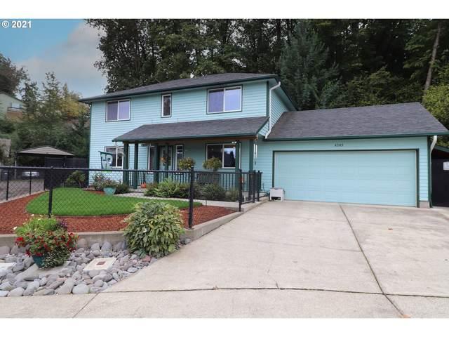 4349 Elderberry St, Springfield, OR 97478 (MLS #21429551) :: The Haas Real Estate Team