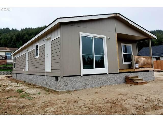 270 Foxglove Way, Reedsport, OR 97467 (MLS #21431870) :: Beach Loop Realty
