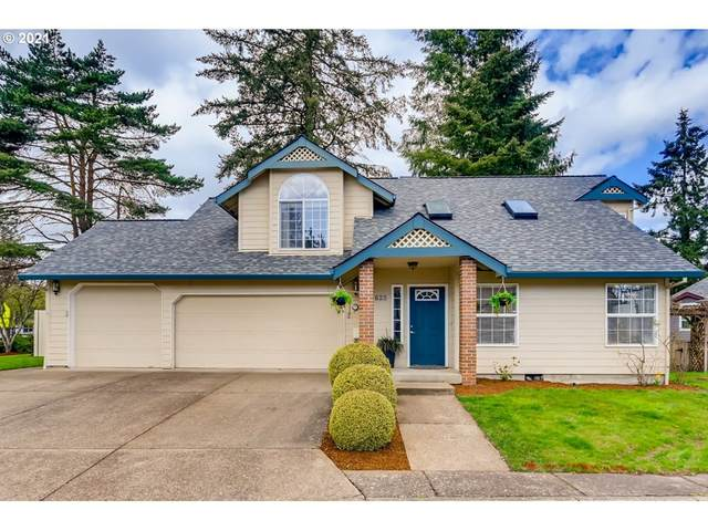 625 NW Brookview Ct, Mcminnville, OR 97128 (MLS #21433941) :: Beach Loop Realty