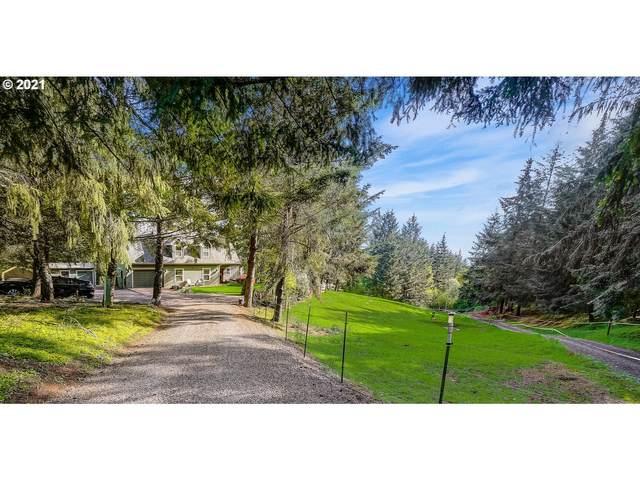 11860 NE Dudley Rd, Newberg, OR 97132 (MLS #21434578) :: Fox Real Estate Group