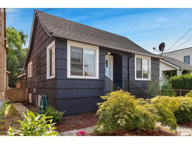 4220 SE Yamhill St, Portland, OR 97215 (MLS #21435545) :: Premiere Property Group LLC