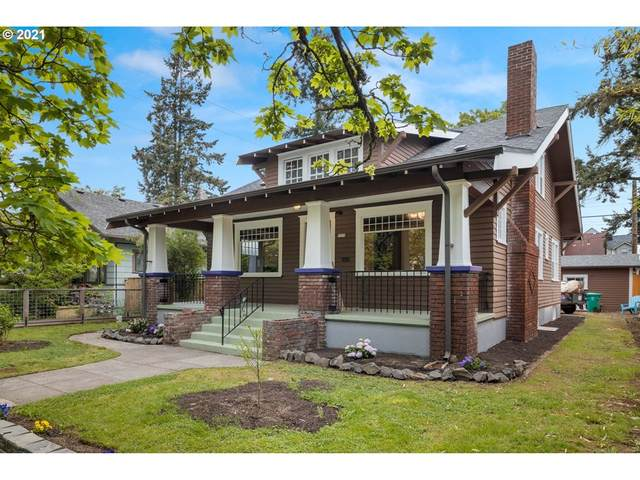 5254 NE Mallory Ave, Portland, OR 97211 (MLS #21438017) :: Next Home Realty Connection