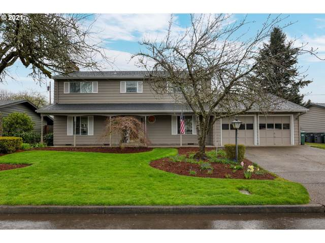 356 NE 18TH Ave, Hillsboro, OR 97124 (MLS #21438264) :: Fox Real Estate Group