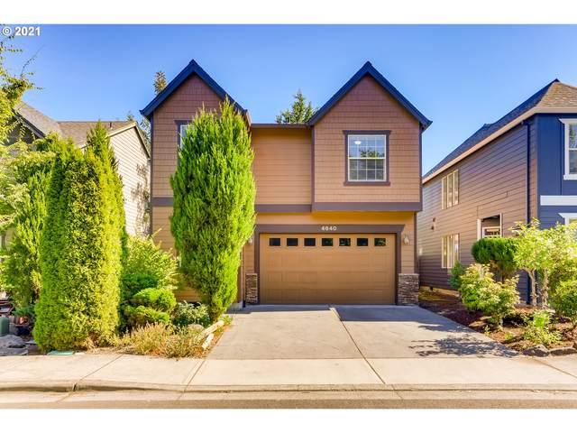 4640 SW Ace Ter, Beaverton, OR 97078 (MLS #21438333) :: Premiere Property Group LLC