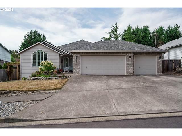 1251 SE Glacier Ln, Gresham, OR 97080 (MLS #21438957) :: Lux Properties
