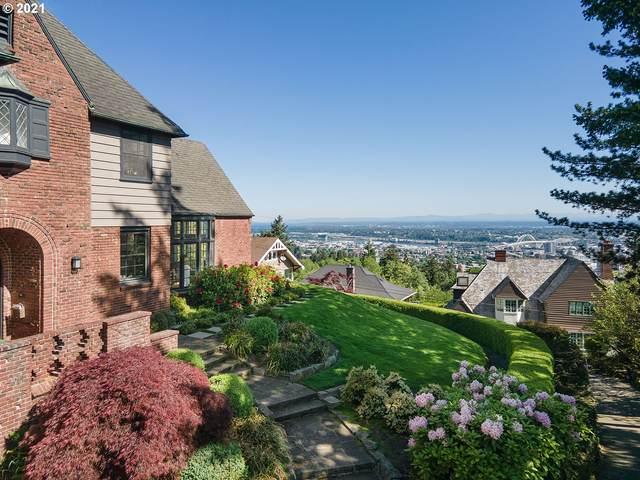 1740 SW Hawthorne Ter, Portland, OR 97201 (MLS #21441088) :: Beach Loop Realty