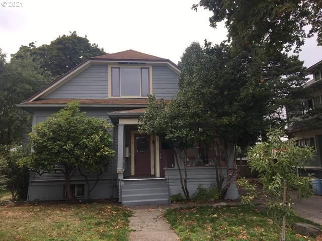 766 Washington St, Eugene, OR 97401 (MLS #21442424) :: Triple Oaks Realty