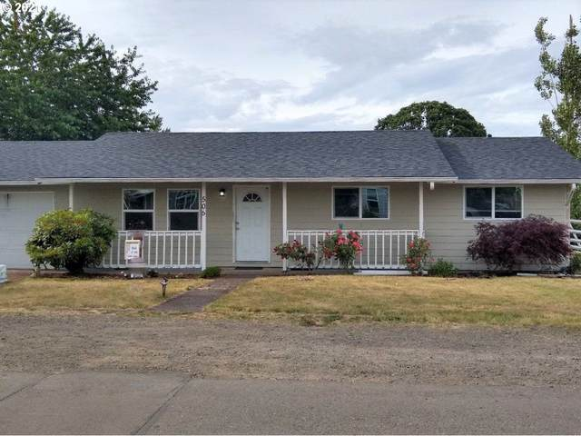 505 Lincoln St, Silverton, OR 97381 (MLS #21443075) :: Real Tour Property Group