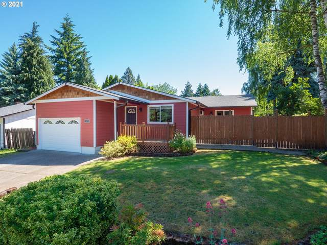 13870 SW 100TH Ave, Tigard, OR 97223 (MLS #21443879) :: Next Home Realty Connection