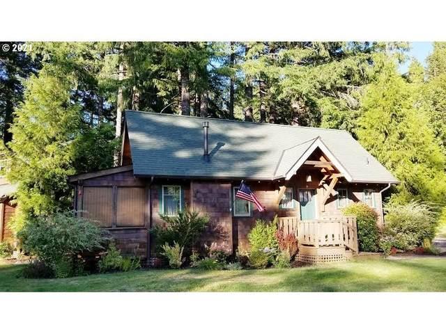 56483 Mckenzie Hwy #9, Mckenzie Bridge, OR 97413 (MLS #21454796) :: Fox Real Estate Group