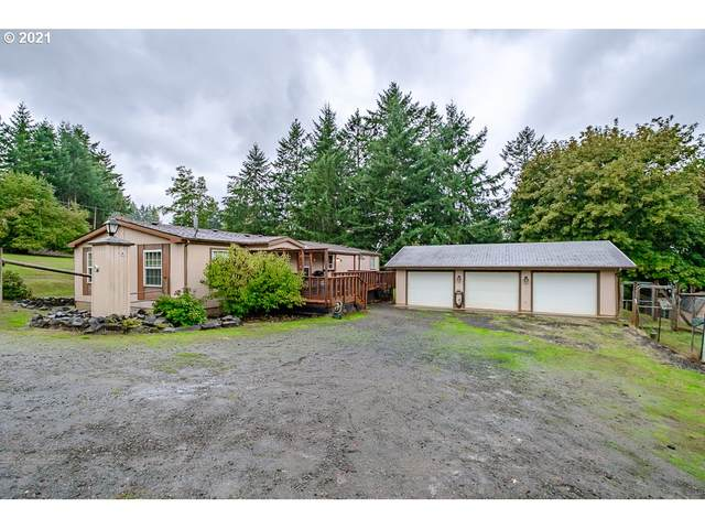 27710 Riggs Hill Rd, Foster, OR 97345 (MLS #21455700) :: Premiere Property Group LLC