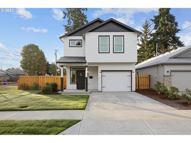 405 W Dartmouth Ave, Gladstone, OR 97027 (MLS #21458980) :: Lux Properties