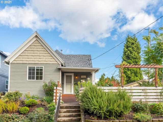 5515 N Bowdoin St, Portland, OR 97203 (MLS #21459393) :: Song Real Estate
