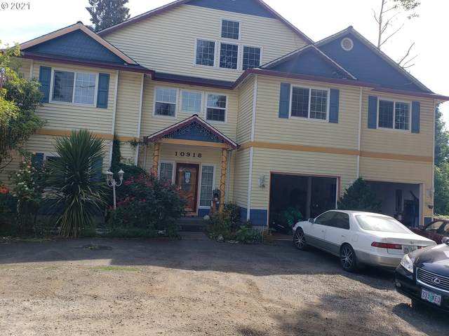 10918 N Moore Ave, Portland, OR 97217 (MLS #21459685) :: Keller Williams Portland Central