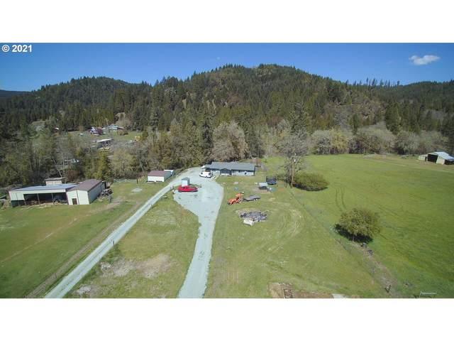 9492 South Myrtle Rd, Myrtle Creek, OR 97457 (MLS #21460484) :: Tim Shannon Realty, Inc.