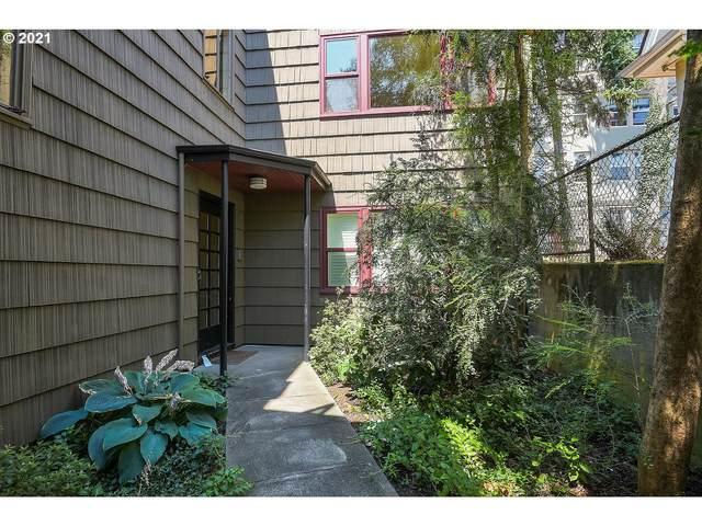 2129 NE Clackamas St #2, Portland, OR 97232 (MLS #21461042) :: Coho Realty