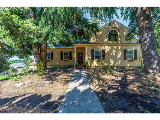 6835 SW 35TH Ave, Portland, OR 97219 (MLS #21461257) :: The Pacific Group