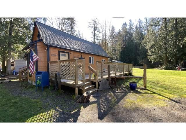 59060 SE Cabin Ln, Sandy, OR 97055 (MLS #21462191) :: Song Real Estate