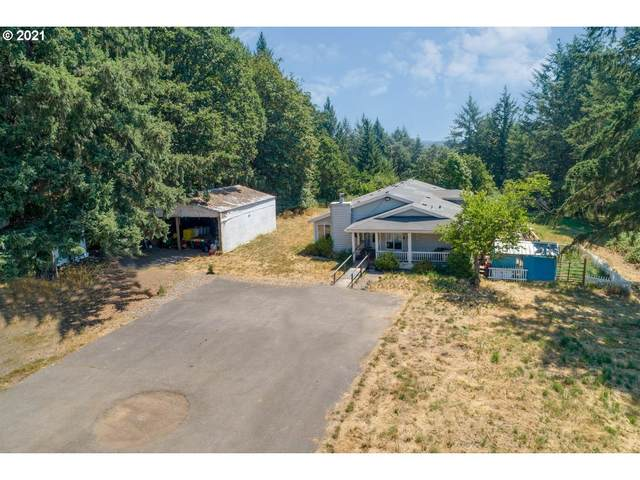 24770 NW Mt Richmond Rd, Yamhill, OR 97148 (MLS #21466737) :: McKillion Real Estate Group