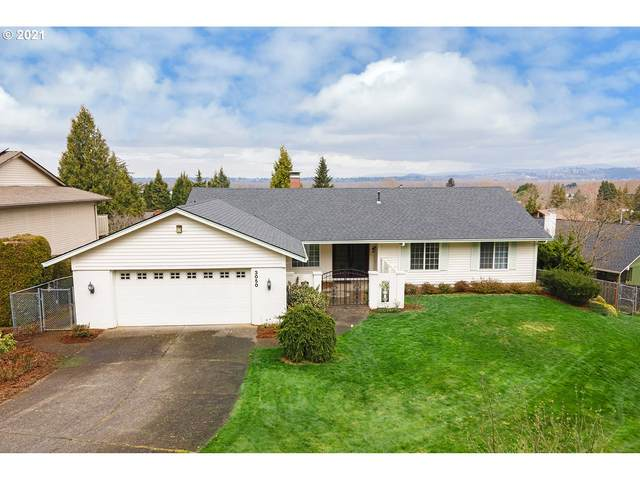 3050 NE 157TH Ave, Portland, OR 97230 (MLS #21470309) :: The Pacific Group