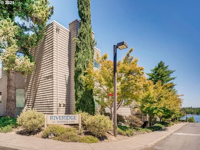 5858 S Riveridge Ln #10, Portland, OR 97239 (MLS #21471193) :: Beach Loop Realty