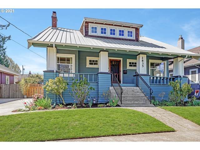2835 NE 56TH Ave, Portland, OR 97213 (MLS #21472958) :: The Pacific Group
