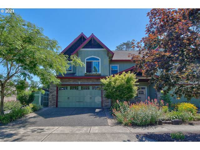 166 SW Eckman St, Mcminnville, OR 97128 (MLS #21474051) :: Premiere Property Group LLC