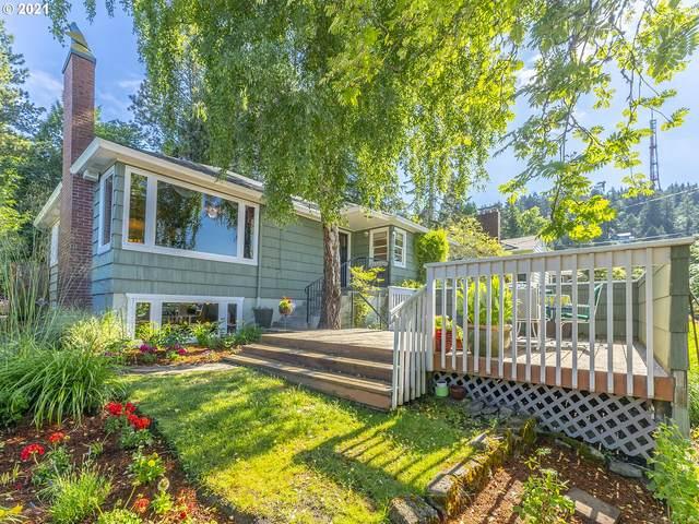 2641 SW Hamilton Ct, Portland, OR 97239 (MLS #21474839) :: Beach Loop Realty