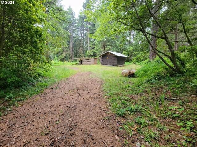 4633 Mitchell Loop Rd, Florence, OR 97439 (MLS #21475038) :: The Liu Group