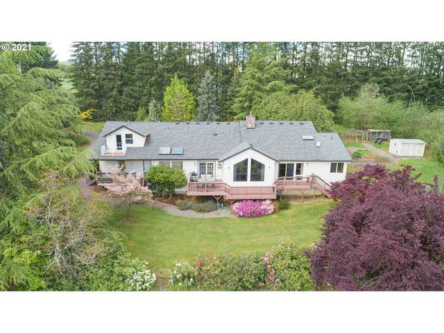 33015 SW Larkins Mill Rd, Hillsboro, OR 97123 (MLS #21475621) :: Brantley Christianson Real Estate