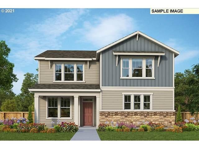5964 SE Davis St, Hillsboro, OR 97123 (MLS #21475775) :: Lux Properties