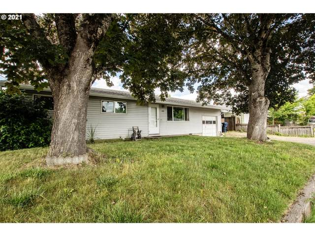 1410 W Quinalt St, Springfield, OR 97477 (MLS #21478616) :: Duncan Real Estate Group