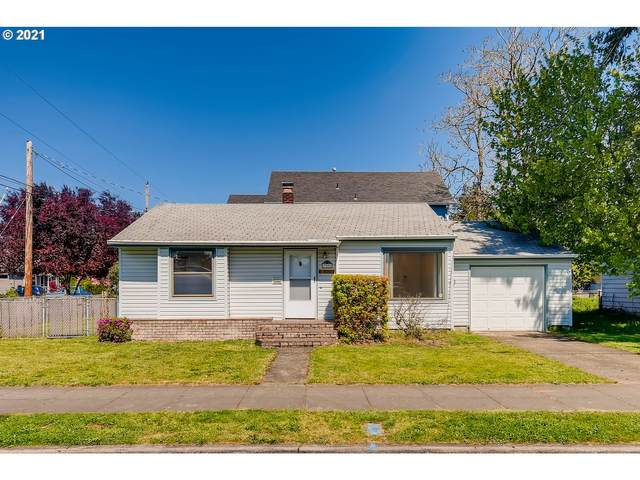 7909 SE Raymond St, Portland, OR 97206 (MLS #21481931) :: Townsend Jarvis Group Real Estate