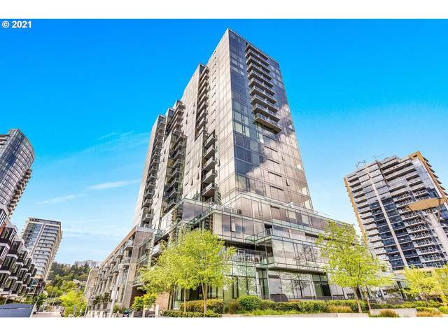 841 S Gaines St #433, Portland, OR 97239 (MLS #21482234) :: The Pacific Group
