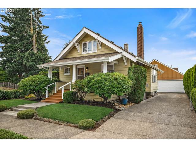 1503 NE 76TH Ave, Portland, OR 97213 (MLS #21491348) :: Holdhusen Real Estate Group