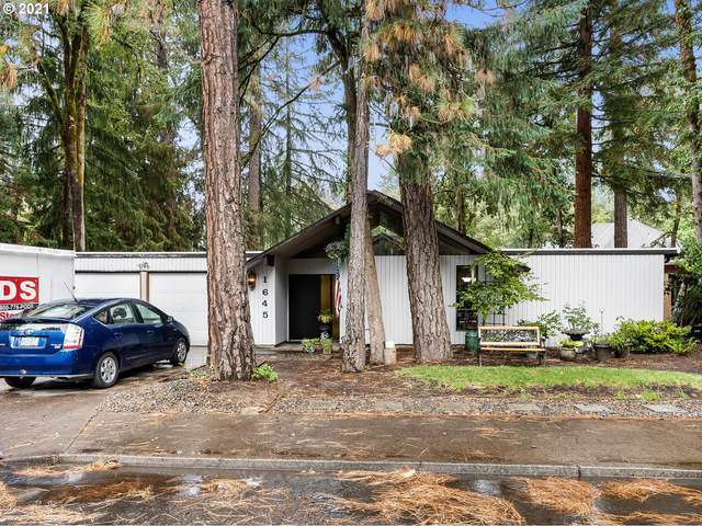 1645 SW Pheasant Dr, Beaverton, OR 97003 (MLS #21493602) :: Premiere Property Group LLC