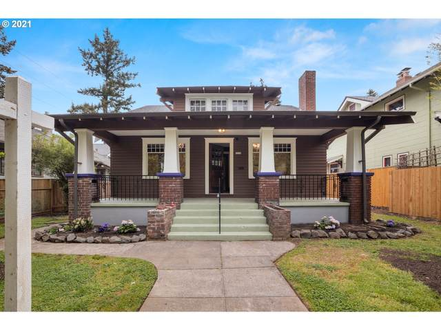 5254 NE Mallory Ave, Portland, OR 97211 (MLS #21495573) :: Next Home Realty Connection