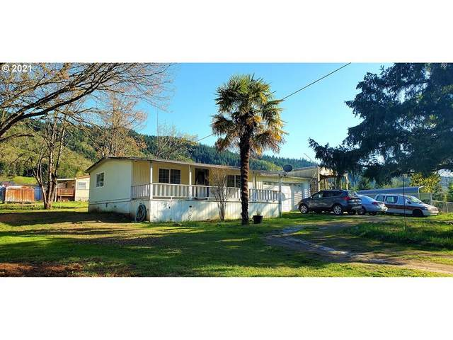 948 Hill St, Myrtle Creek, OR 97457 (MLS #21499309) :: Townsend Jarvis Group Real Estate