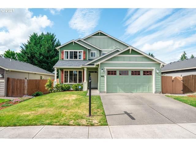10900 NE 88TH St, Vancouver, WA 98662 (MLS #21499954) :: Premiere Property Group LLC