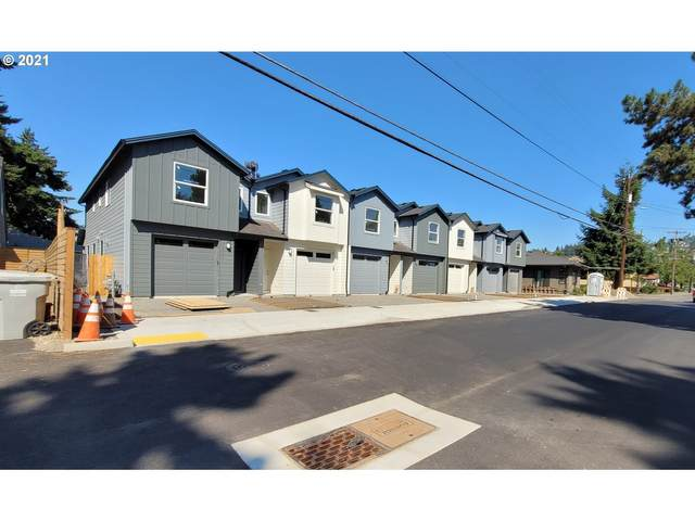 8027 SE Lamphier St, Milwaukie, OR 97022 (MLS #21499998) :: Holdhusen Real Estate Group