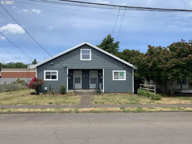 237 SE Sheridan Rd, Sheridan, OR 97378 (MLS #21500147) :: Holdhusen Real Estate Group